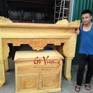 Bàn Án Gian – GV8