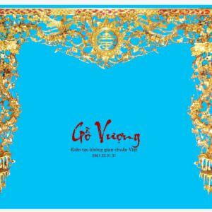 Cửa võng thờ - GV9