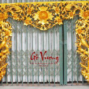 Cửa võng thờ - GV10