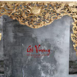 Cửa võng thờ - GV11