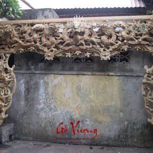 Cửa võng thờ - GV4