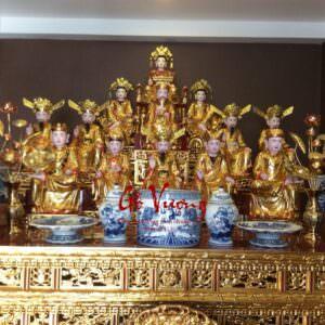 Khong GianKhông gian điện thờ - GV2 Dien Tho02