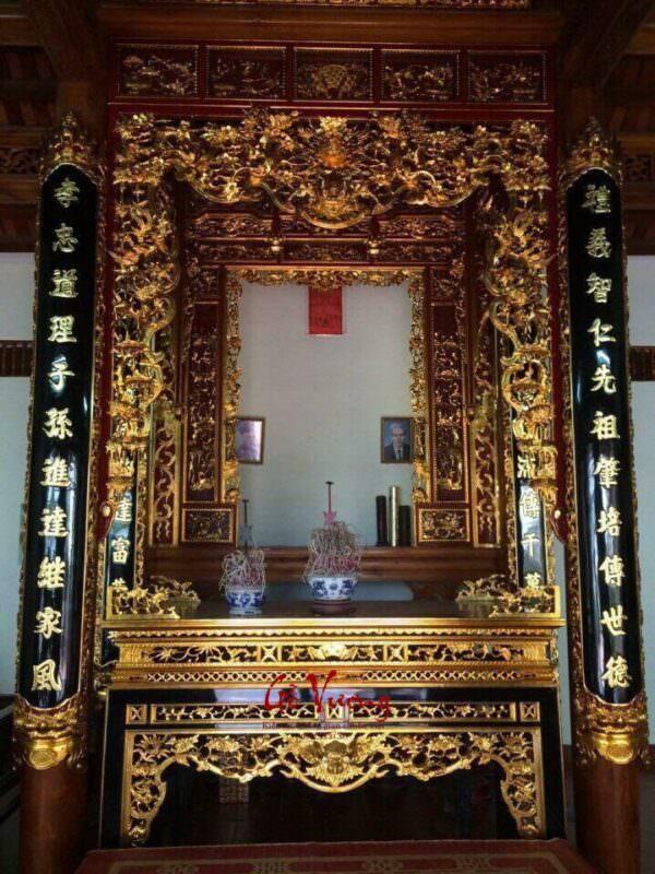 Phòng thờ gia tiên - GV4