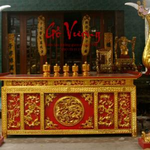 Linh vật thờ - GV5
