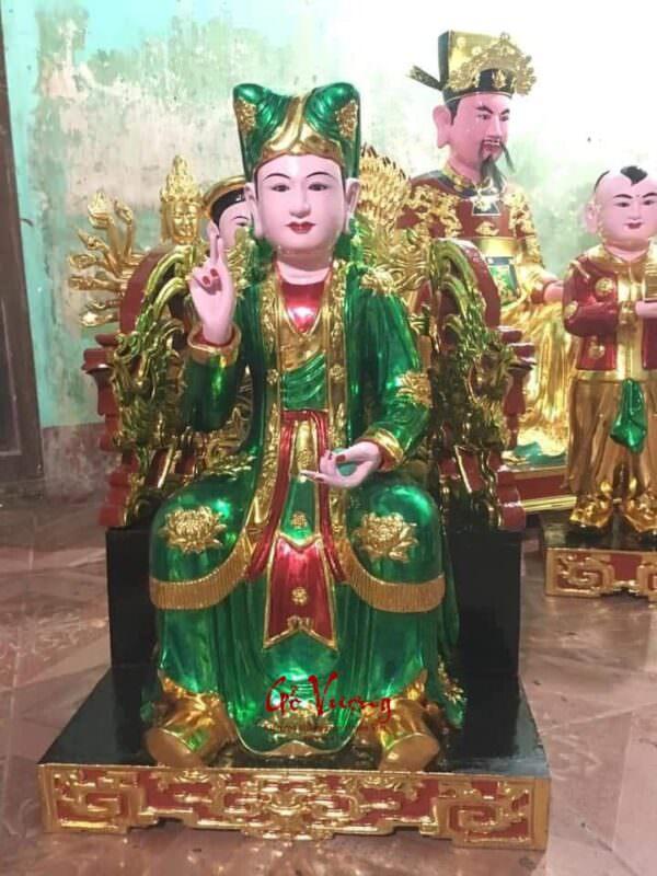 Bà Chúa Sơn Trang - GV2