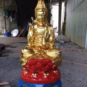Tượng Phật Quan Thế Âm Bồ Tát - GV8