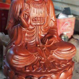 Tượng Phật Quan Thế Âm Bồ Tát - GV10