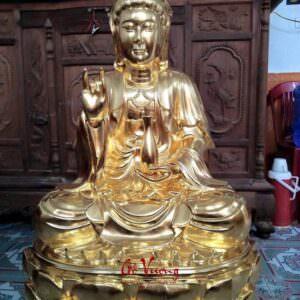 Tượng Phật Quan Thế Âm Bồ Tát - GV3