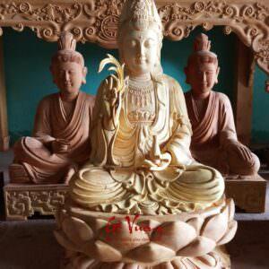 Tượng Phật Quan Thế Âm Bồ Tát - GV7