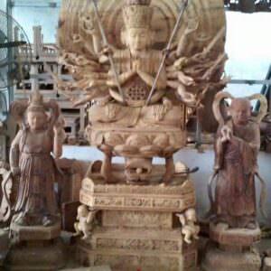 Tượng Phật Bà Thiên Thủ Thiên Nhãn - GV35