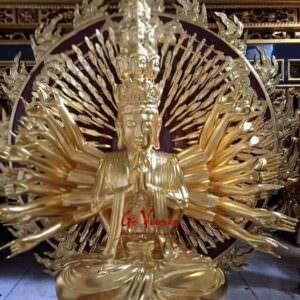 Tượng Phật Bà Thiên Thủ Thiên Nhãn - GV4