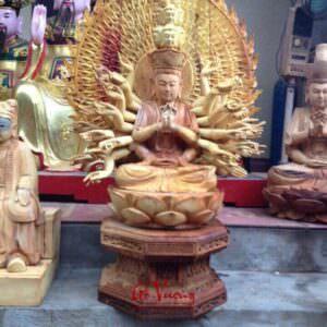 Tượng Phật Bà Thiên Thủ Thiên Nhãn - GV7