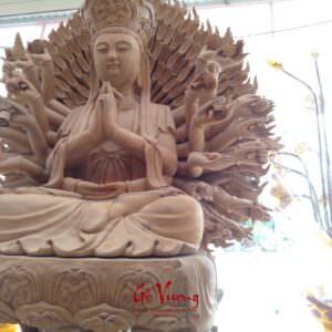 Tượng Phật Bà Thiên Thủ Thiên Nhãn - GV8