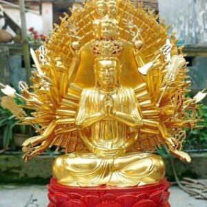Tượng Phật Bà Thiên Thủ Thiên Nhãn - GV20