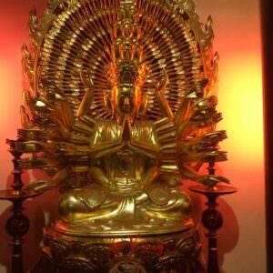 Tượng Phật Bà Thiên Thủ Thiên Nhãn - GV21