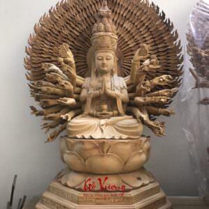 Tượng Phật Bà Thiên Thủ Thiên Nhãn - GV22