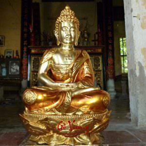 Tượng Phật Thích Ca Mâu Ni - GV3
