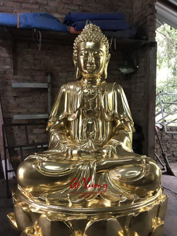 Tượng Phật Thích Ca Mâu Ni - GV4