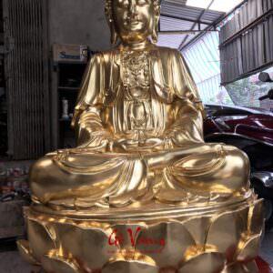 Tượng Phật Thích Ca Mâu Ni - GV5