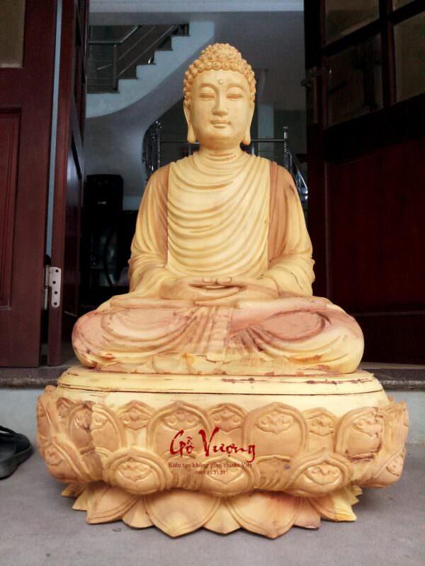 Tượng Phật Thích Ca Mâu Ni - GV2
