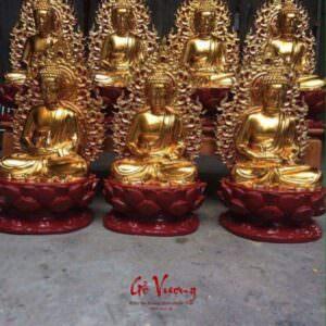 Tượng Thất Phật Dược Sư - GV3