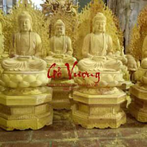 Tượng Thất Phật Dược Sư - GV4