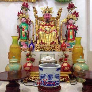 Đức Thánh Trần Triều - GV5