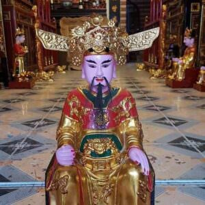 Đức Thánh Trần Triều - GV11