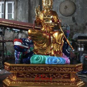 Tượng Văn Thủ Phổ Hiền – GV2