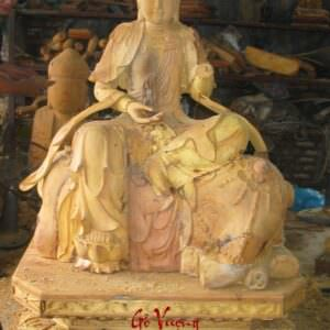Tượng Văn Thủ Phổ Hiền – GV5