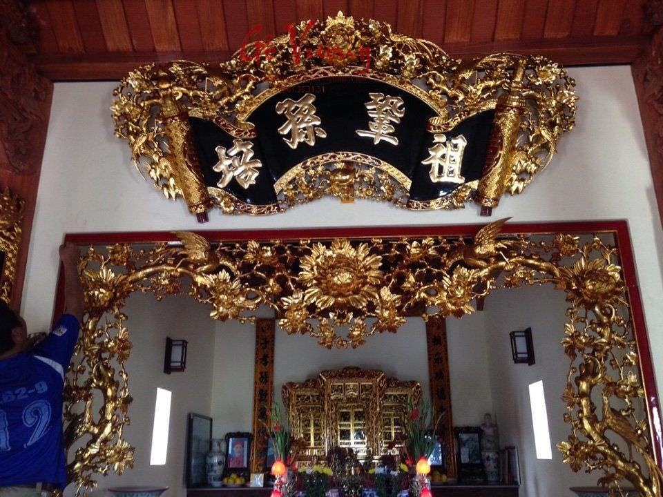 Cuon Thu Lam Bang Go Tu Nhien