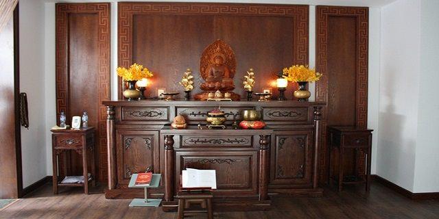 Giá trị tâm linh trong cách thờ cúng tổ tiên trong nhà
