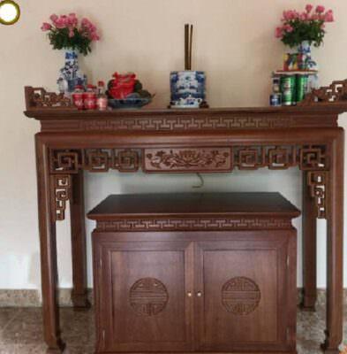 Gỗ Vượng - Chuyên thiết kế và cung cấp bàn thờ uy tín tại Hà Nội