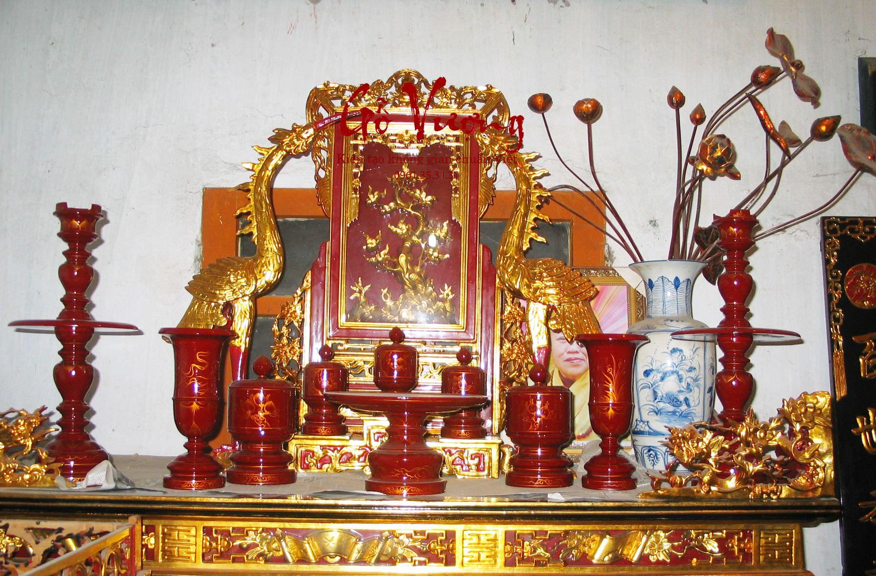 Linh Vat Tho Hac Tren Lung Rua