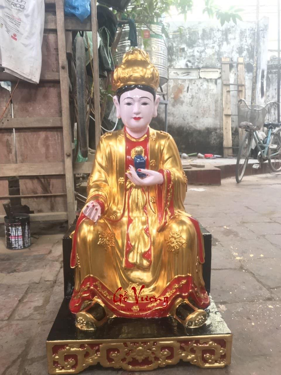 Mau Cuu Trung Thien Bang Go