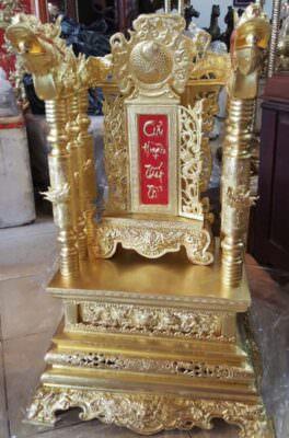 Ngai thờ bằng đồng