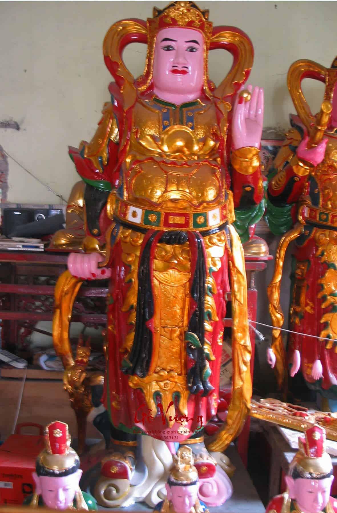 Nguon Goc Ve Tuong Ho Phap