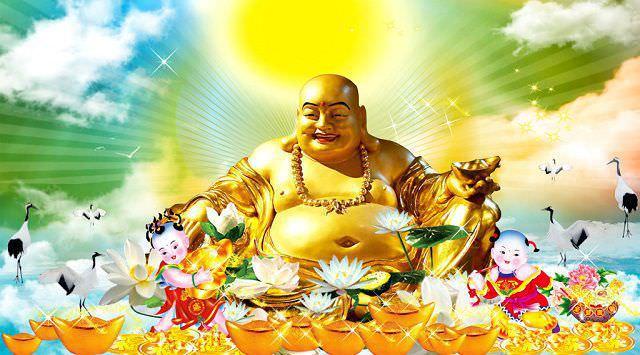 Những ai nên thờ tượng Phật Di Lặc