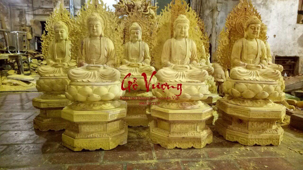 Tho Tuong That Phat Duoc Su