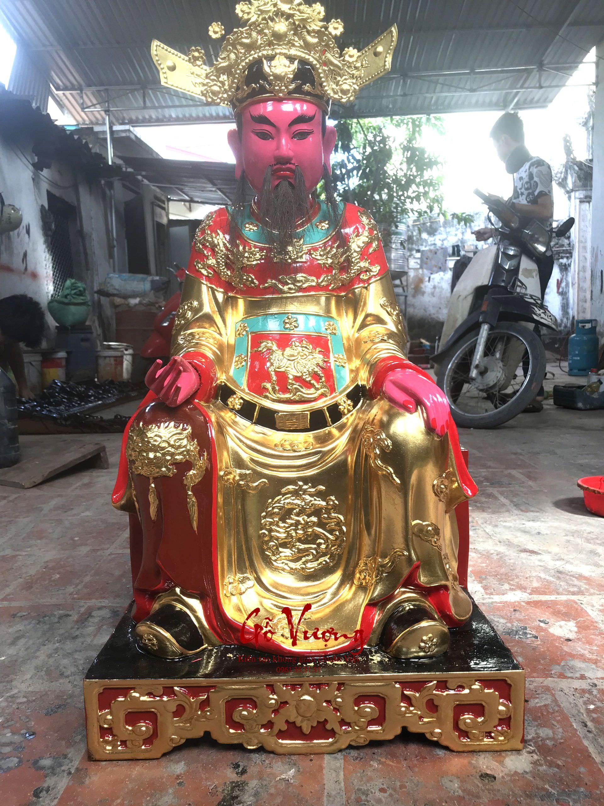 Tuong Lam Bang Go Tu Nhien