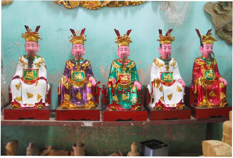 Tuong Tam Tu Phu Bang Go