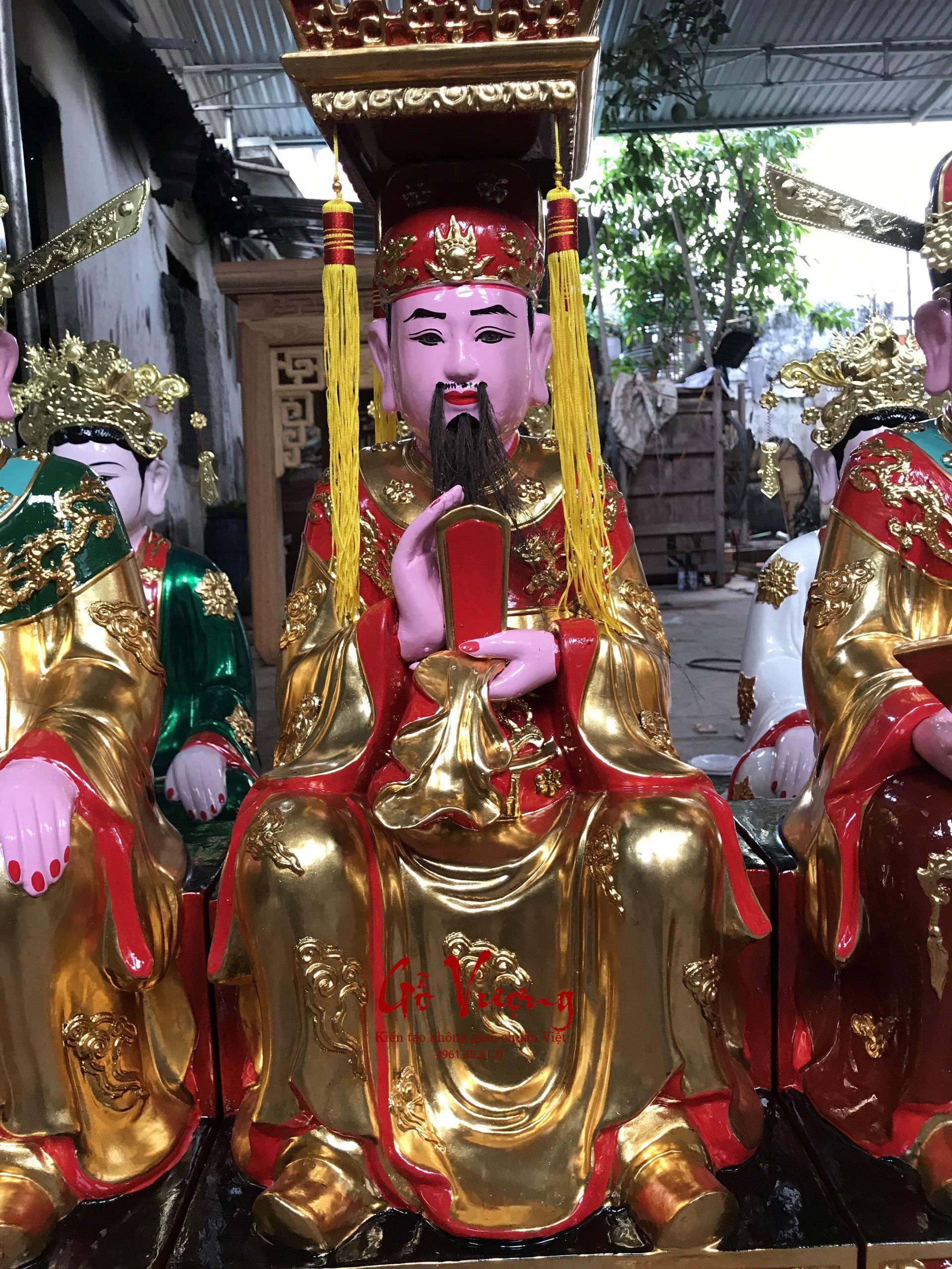 Y Nghia Tuong Vua Cha Ngoc Hoang
