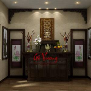 Không gian thờ hiện đại - GV29