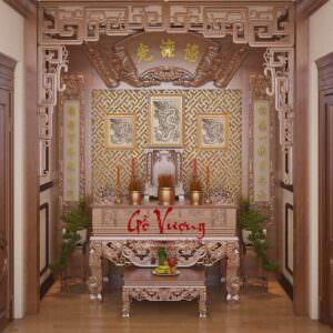 Không gian thờ hiện đại - GV22