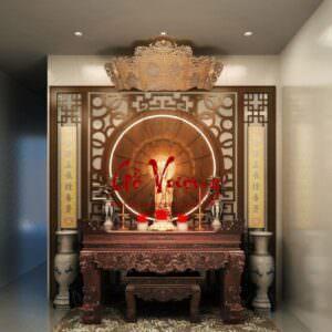 Không gian thờ hiện đại - GV23