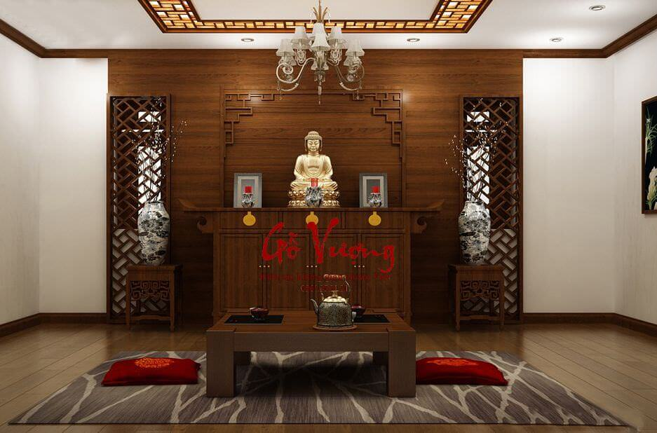 Khong Gian Tho Hien Dai Sang Trong Va Dang Cap