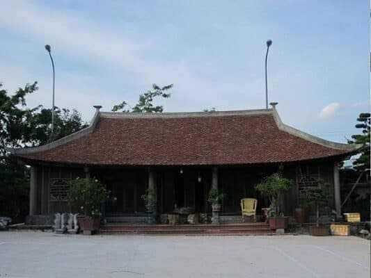 Kien Truc Nha 3 Gian 2 Chai Truyen Thong Dep Voi Mai Cong An Tuong 3