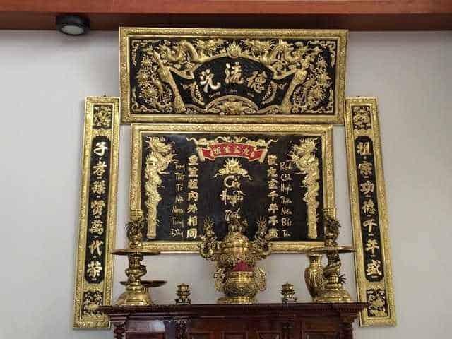 Nguyen Tac Co Ban Khi Treo Hoanh