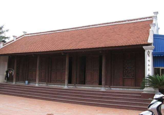Thiết kế nhà gỗ kiểu 5 gian thông nhau truyền thống được nhiều người lựa chọn