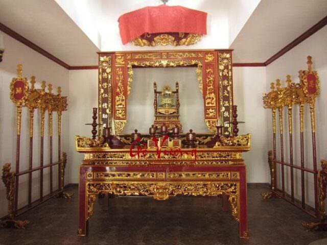 Nhà thờ họ là nơi thờ cúng tổ tiên của một dòng họ